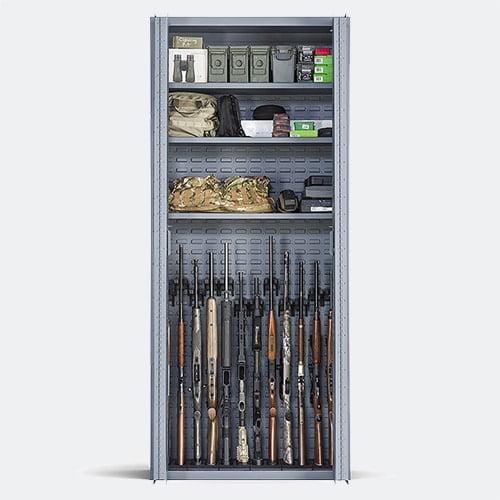 Model 84 - 12/3 gun cabinet